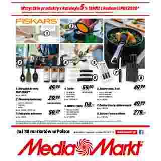 Media Markt - gazetka promocyjna ważna od 01.07.2020 do 31.08.2020 - strona 8.