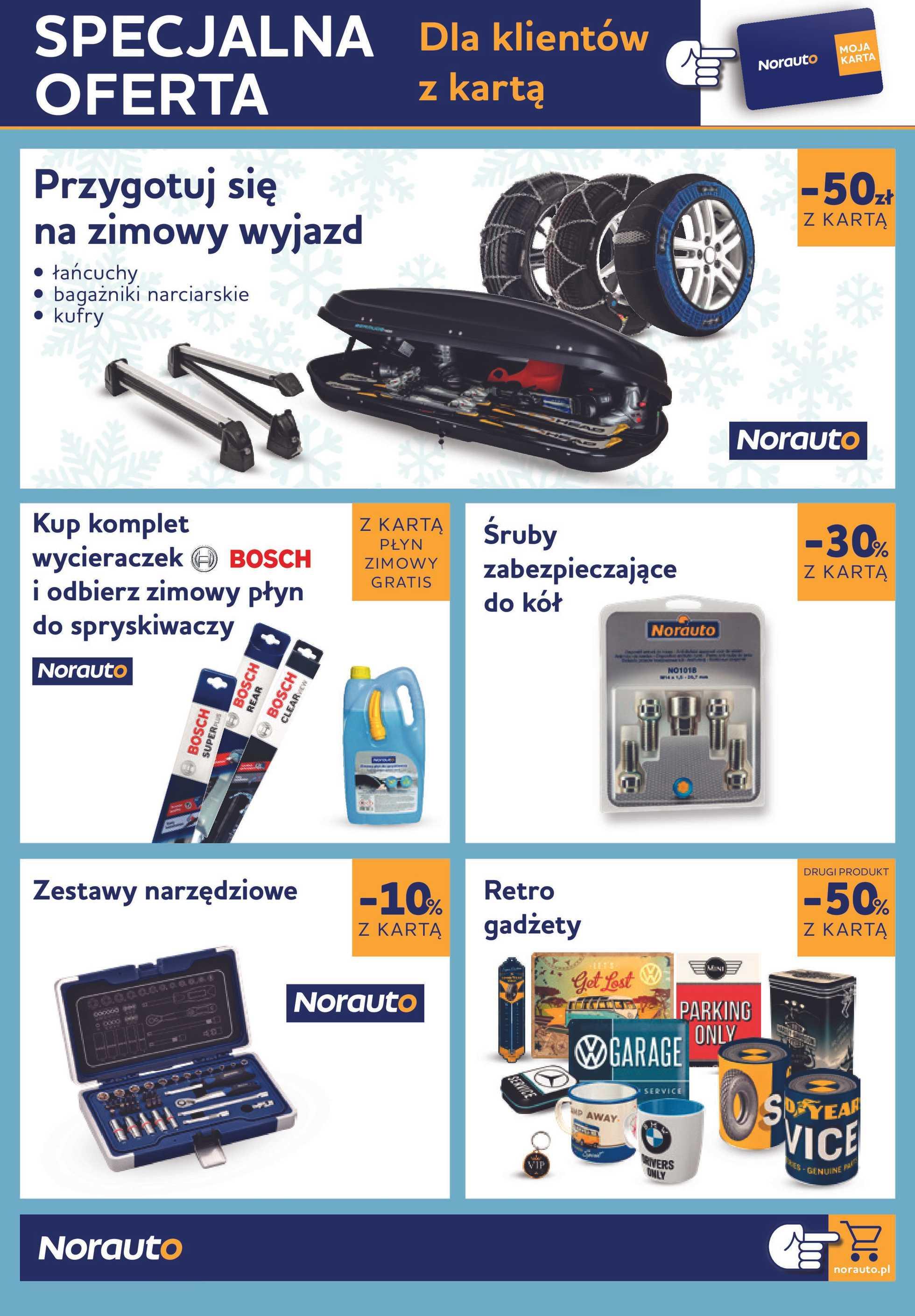 Norauto - gazetka promocyjna ważna od 01.12.2019 do 31.12.2019 - strona 4.
