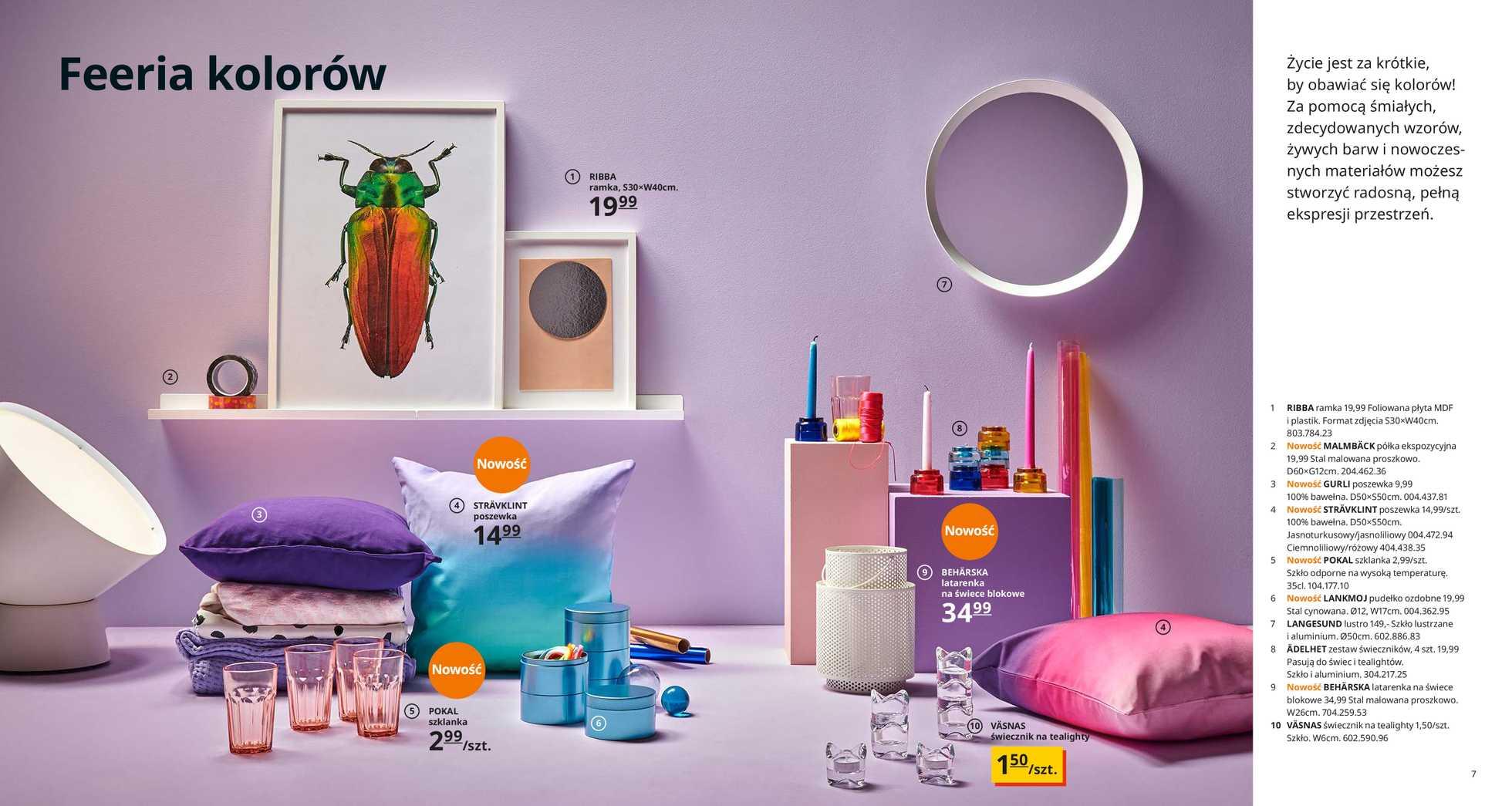 Ikea - gazetka promocyjna ważna od 23.08.2019 do 31.12.2020 - strona 4.