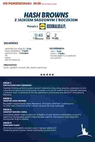 Lidl - gazetka promocyjna ważna od 29.06.2020 do 13.07.2020 - strona 5.