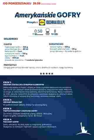 Lidl - gazetka promocyjna ważna od 29.06.2020 do 13.07.2020 - strona 15.