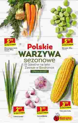Biedronka - gazetka promocyjna ważna od 04.07.2019 do 10.07.2019 - strona 7.