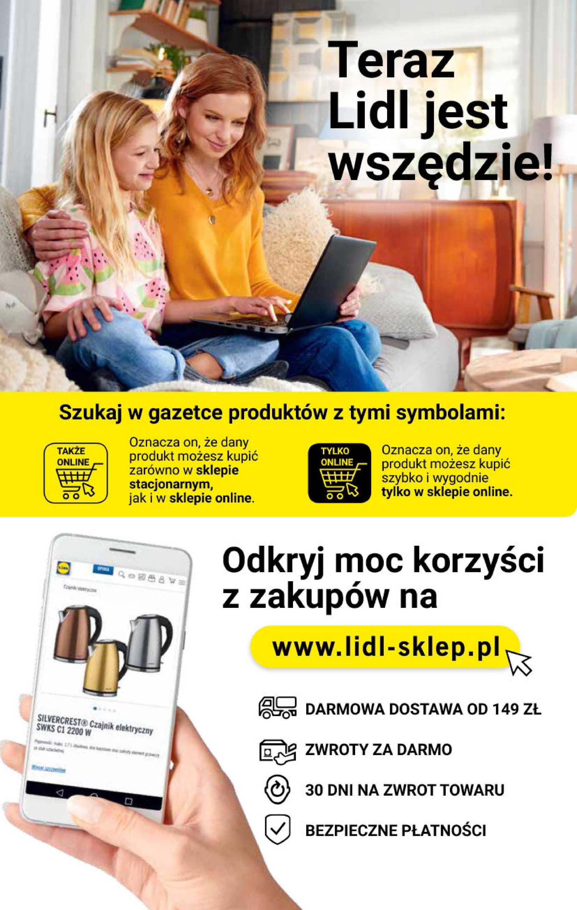 Lidl - gazetka promocyjna ważna od 27.05.2019 do 01.06.2019 - strona 2.