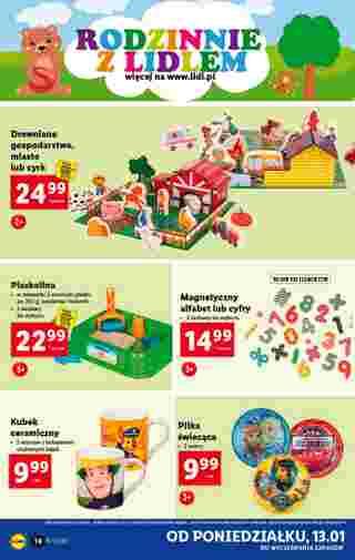 Lidl - gazetka promocyjna ważna od 13.01.2020 do 18.01.2020 - strona 14.