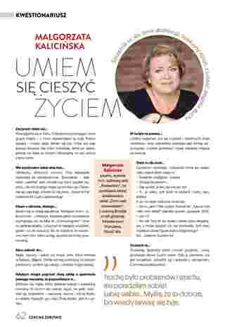 Ziko Dermo - gazetka promocyjna ważna od 23.12.2019 do 20.03.2020 - strona 62.