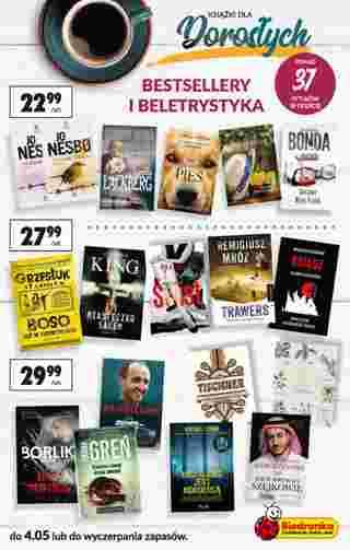 Biedronka - gazetka promocyjna ważna od 23.04.2019 do 08.05.2019 - strona 17.