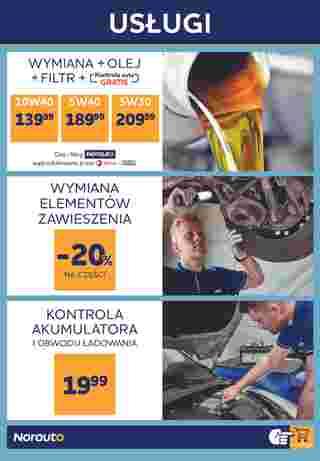 Norauto - gazetka promocyjna ważna od 01.02.2020 do 29.02.2020 - strona 8.