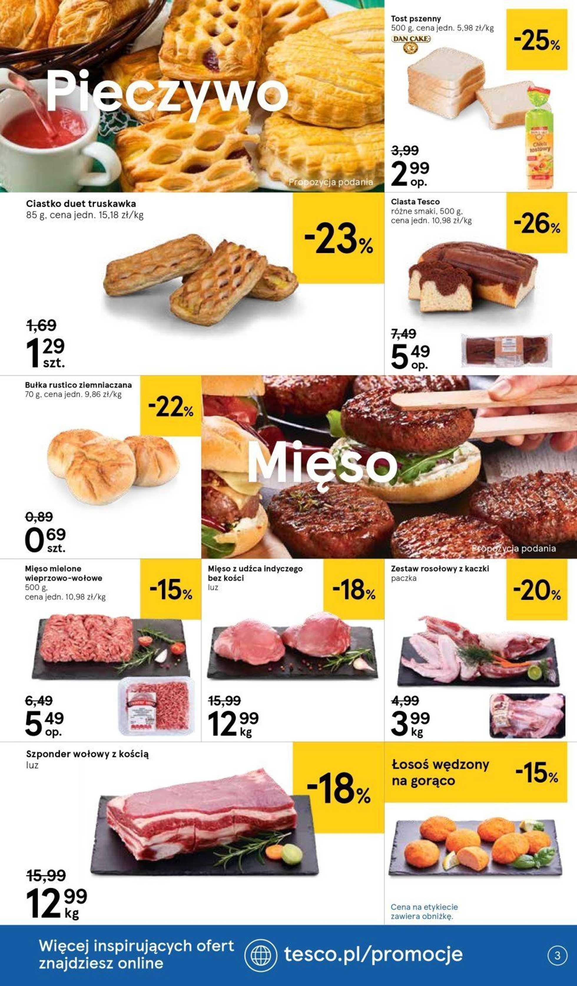 Tesco - gazetka promocyjna ważna od 19.06.2019 do 26.06.2019 - strona 3.