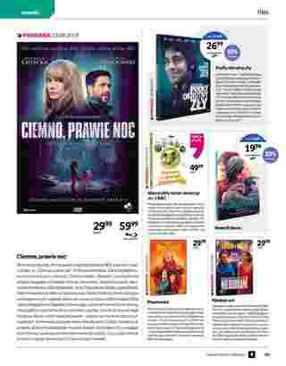 Empik - gazetka promocyjna ważna od 18.09.2019 do 01.10.2019 - strona 49.