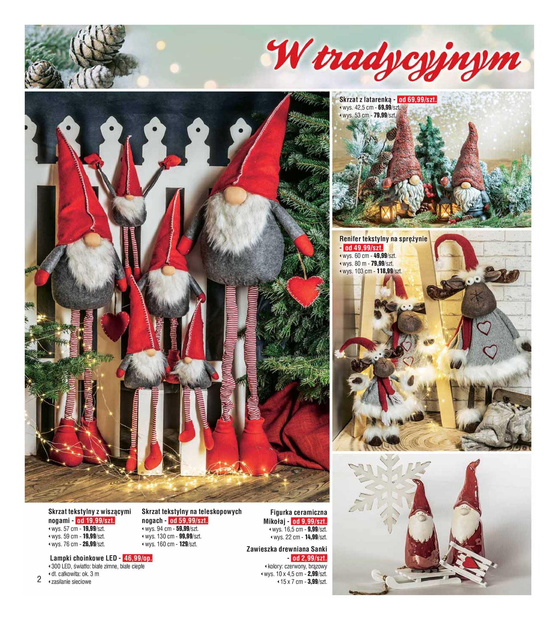 Bricomarche - gazetka promocyjna ważna od 20.11.2019 do 24.12.2019 - strona 2.