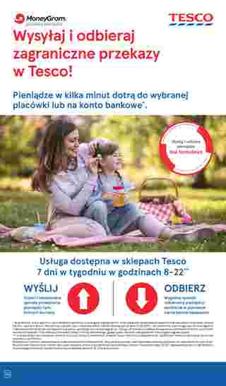Tesco - gazetka promocyjna ważna od 16.08.2018 do 21.08.2018 - strona 30.
