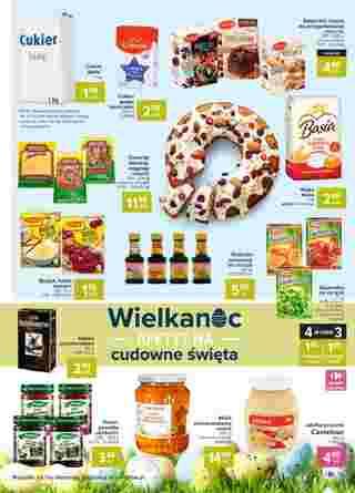 Carrefour - gazetka promocyjna ważna od 31.03.2020 do 05.04.2020 - strona 15.
