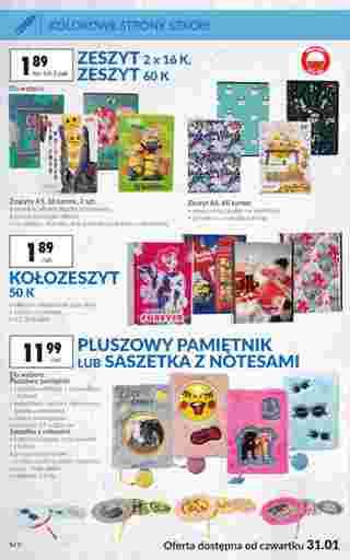 Biedronka - gazetka promocyjna ważna od 28.01.2019 do 13.02.2019 - strona 16.